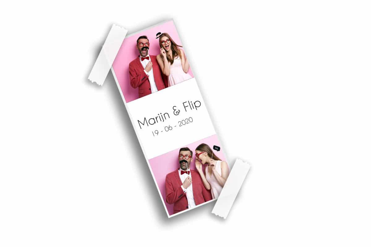 venlo selfie foto booth huren met strips