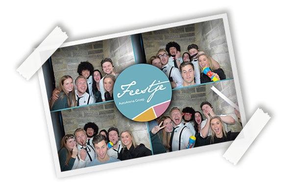 bruiloft bedrijfsfeest photobooth limburg venlo huren
